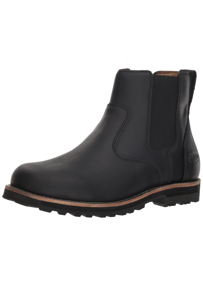 KEEN Men's The 59 Chelsea Boot Black  M US