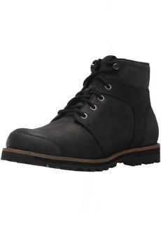 KEEN Men's The Rocker wp-m Hiking Boot Black