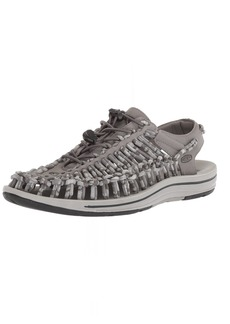 KEEN Men's Uneek Flat-M Sandal   M US