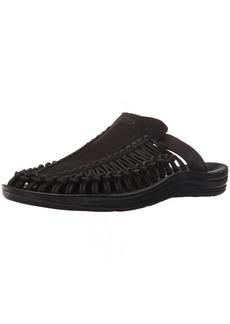 KEEN Men's Uneek Slide-M Sandal Black