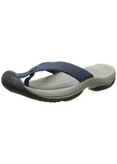 KEEN Men's Waimea H2 Beach Sandal Midnight Navy/Neutral Gray