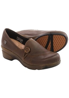 Keen Mora Button Shoes - Leather, Slip-Ons (For Women)