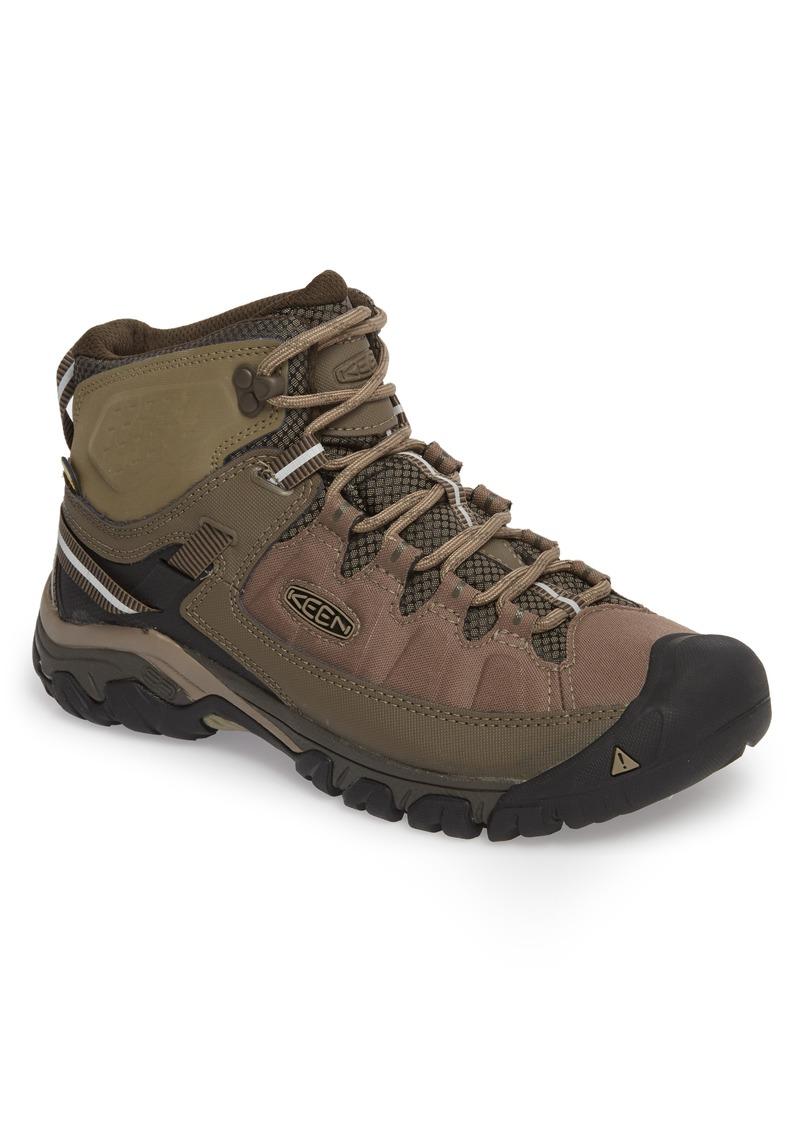 Keen Targhee EXP Mid Waterproof Hiking Boot (Men)