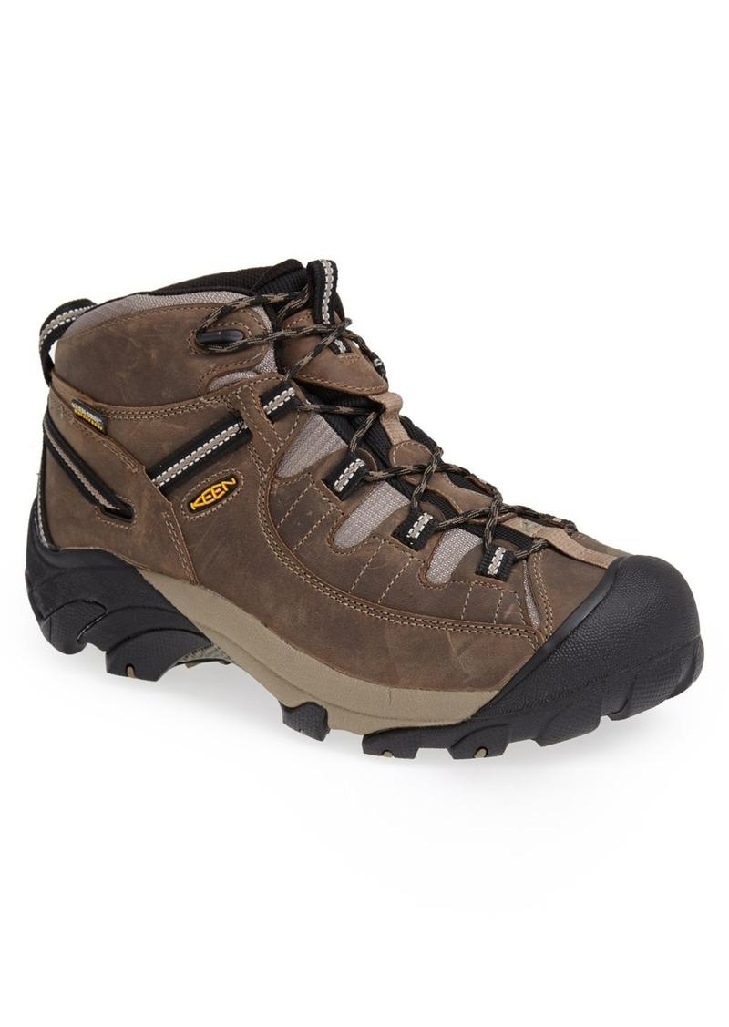 Keen Targhee II Mid Hiking Waterproof Boot (Men)