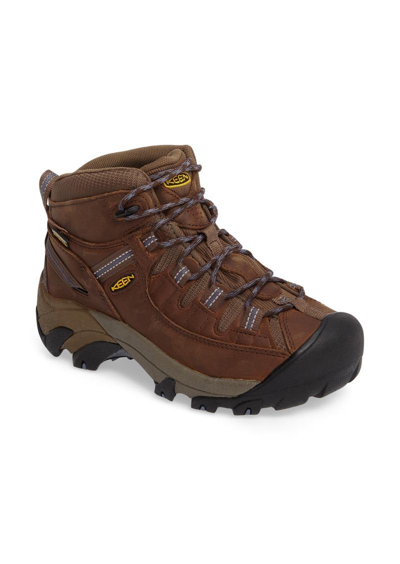 Keen Targhee II Mid Waterproof Hiking Boot (Women)