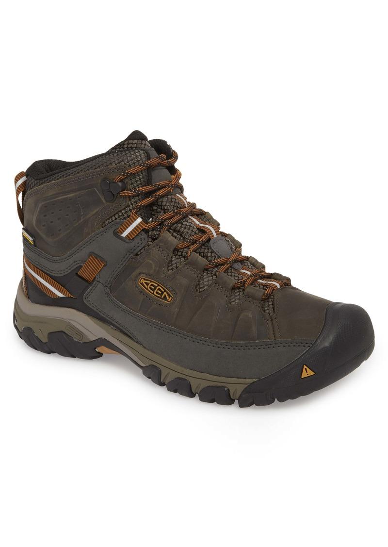 Keen Targhee III Mid Waterproof Hiking Boot (Men)