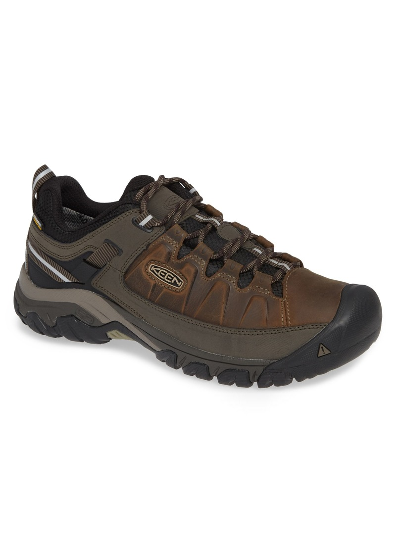 Keen Targhee III Waterproof Wide Hiking Shoe (Men)