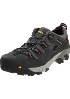 KEEN Utility Men's Detroit Low Steel Toe Shoe