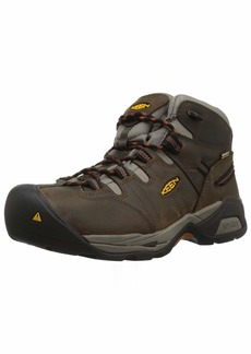 Keen Utility Men's Detroit XT Mid Soft Waterproof Industrial Boot  7.5 D US