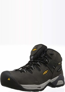 Keen Utility Men's Detroit XT Mid Soft Waterproof Industrial Boot  9 2E US