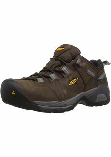 KEEN Utility Men's Detroit XT Low Steel Toe ESD Work Shoe