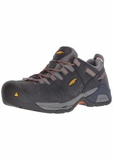 KEEN Utility Men's Detroit XT Low Steel Toe Work Shoe
