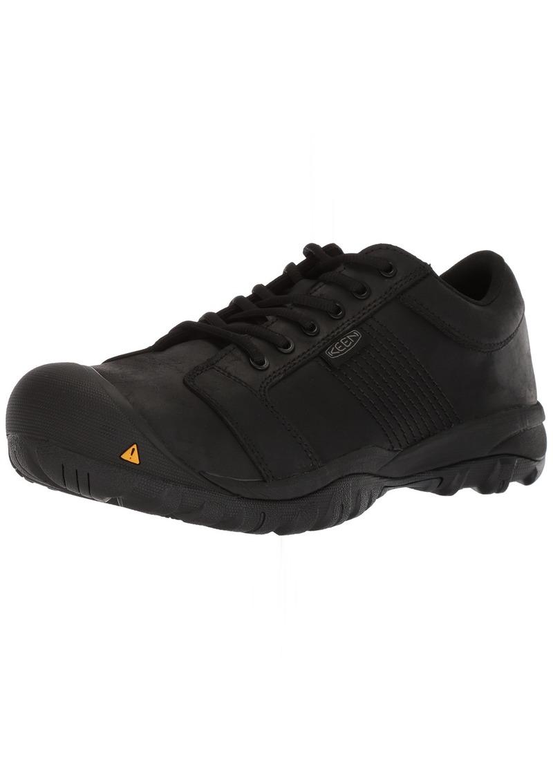 KEEN Utility Men's La Conner ESD Industrial Shoe  10.5 EE US