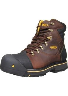 KEEN Utility Men's Milwaukee 6-Inch Steel Toe Work Boot