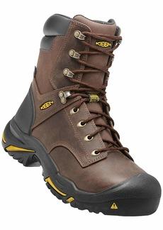 """KEEN Utility Men's Mt. Vernon 8"""" Steel Toe Waterproof Work Boot"""