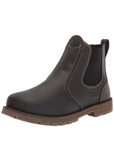 Keen Utility Men's Seattle Romeo Soft Toe Slip On Work Boot Construction Boot  8.5 2E (Wide) US