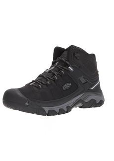 KEEN Utility Men's Targhee EXP MID WP Hiking Boot   M US