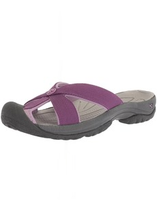 KEEN Women's Bali-W Sandal Grape kiss/Lavendar herb