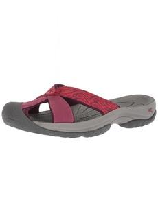 KEEN Women's Bali-W Sandal red Violet/Boysenberry
