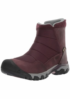 KEEN Women's Hoodoo III Low Zip Mid Calf Boot