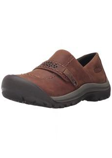 KEEN Women's Kaci Full-Grain Slip-on-w Sandal