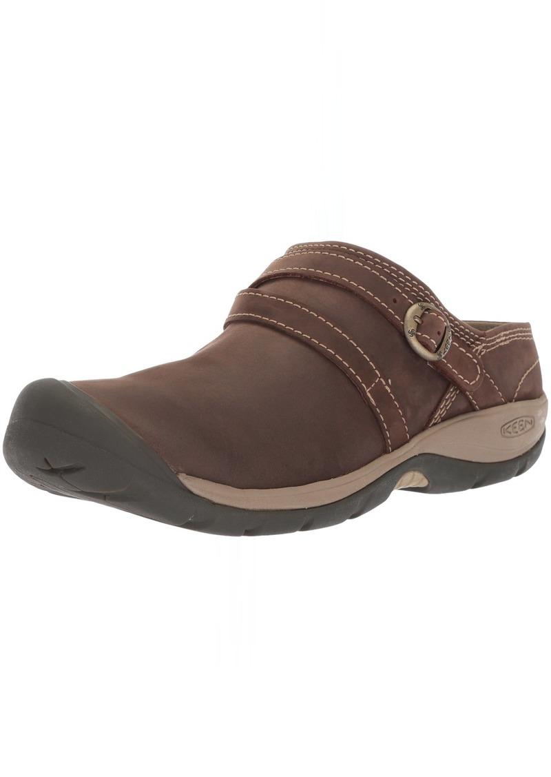 Keen Women's Presidio II Mule-W Hiking Shoe   M US