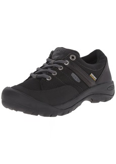 KEEN Women's Presidio Sport Mesh Waterproof Shoe   M US