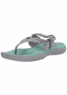 KEEN Women's SOLR Toe Post Flip Flop Water Sandal