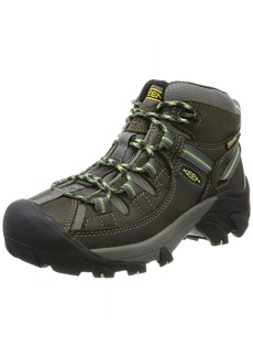 KEEN Women's Targhee II Mid Waterproof Boot  9.5 M US