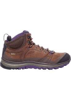 Keen Women's Terradora Leather Mid Waterproof Shoe