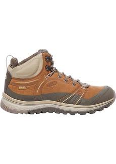 Keen Women's Terradora Leather Mid Waterproof Shoe