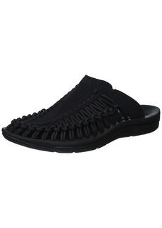 Keen Women's Uneek Slide-W Sandal Black  M US