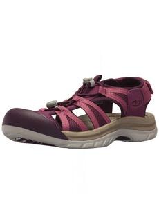 71e948117266fd Keen Women s Venice II H2-W Sandal Grape kiss red Violet