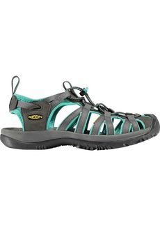 KEEN Women's Whisper Water Sandals with Toe Protection
