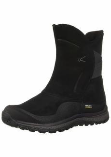 KEEN Women's Winterterra Lea Waterproof Fashion Boot   M US