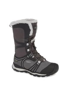 Keen Terradora Winter Waterproof Faux Fur Lined Boot (Little Kid)