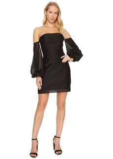 Keepsake Call Me Long Sleeve Mini Dress
