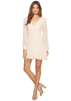 Keepsake Come Around Long Sleeve Mini Dress