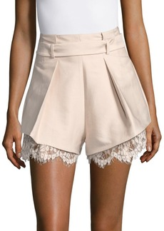 Keepsake Adorn Lace Shorts
