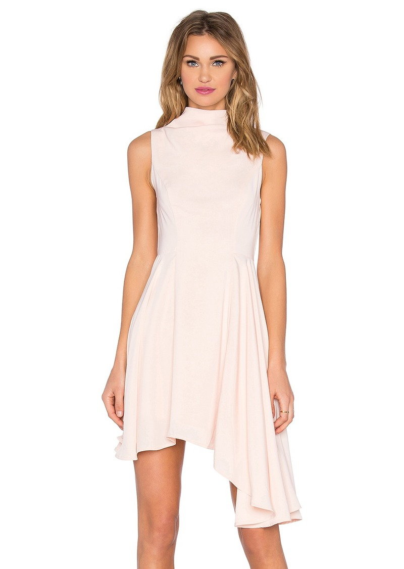 keepsake Break Even Mini Dress