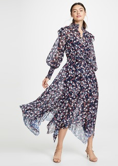 Keepsake Charmed Long Sleeve Maxi Dress