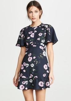 Keepsake Darkness Mini Dress