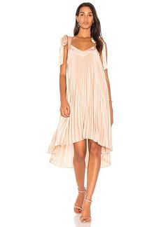 keepsake Deep Water Dress in Blush. - size M (also in S,XXS, XS)