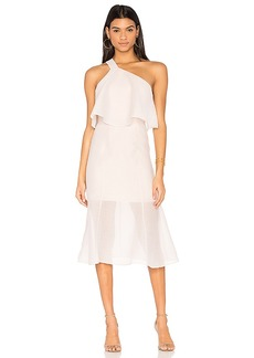 keepsake Float Midi Dress