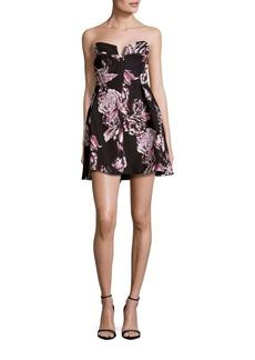 Keepsake Floral Printed Dress