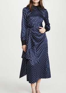 Keepsake Foolish Long Sleeve Midi Dress