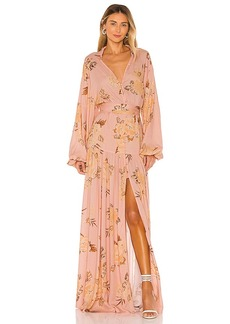 keepsake Forever Maxi Dress