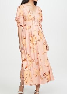 Keepsake Forever Midi Dress