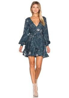 keepsake Heat Wave Mini Dress
