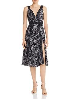 Keepsake Holder Lace Midi Dress